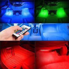 Car ambient light