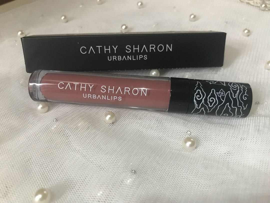 Cathy sharon urban lips shade waru