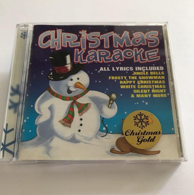 Christmas Karaoke Cd.Christmas Karaoke Cd