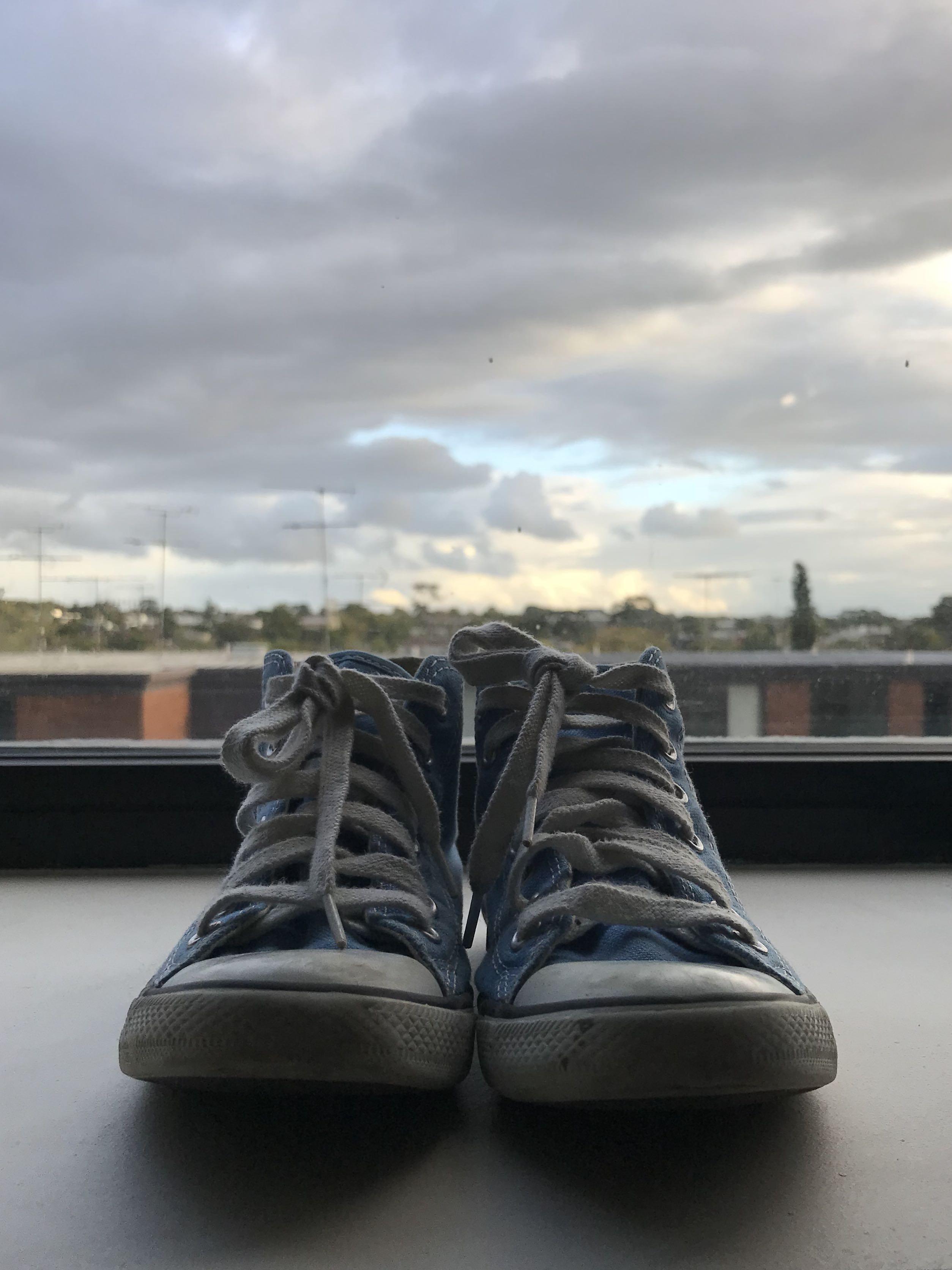 Converse Chucks size US 5