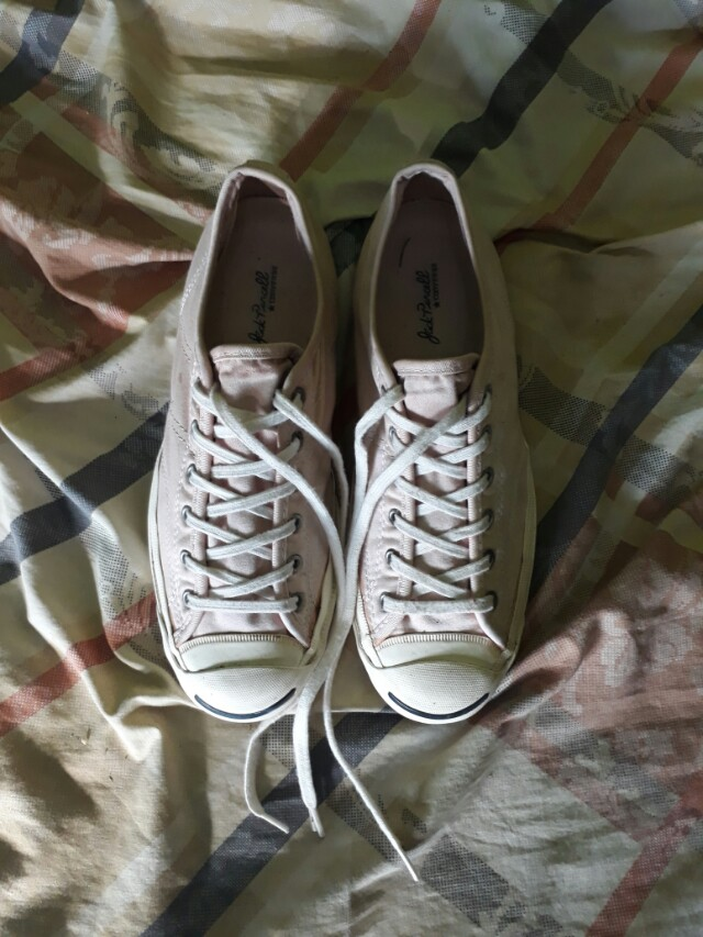 Converse Jack purcell pink 9dc08204b0
