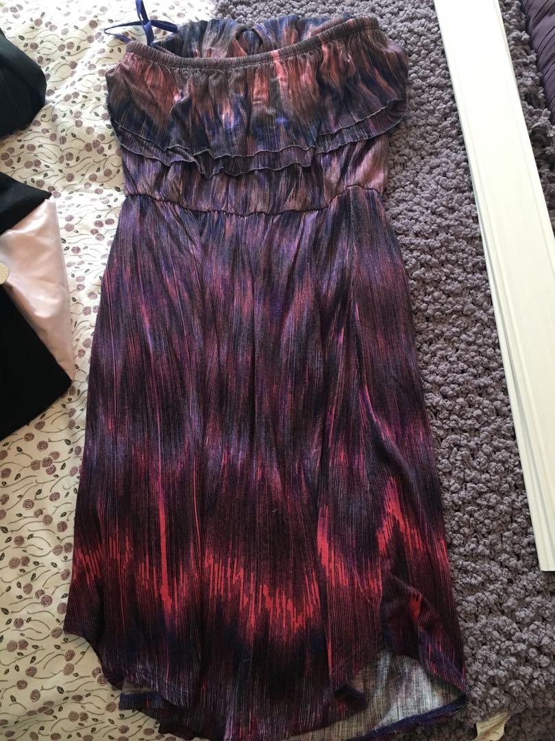 Garage dress (size small)