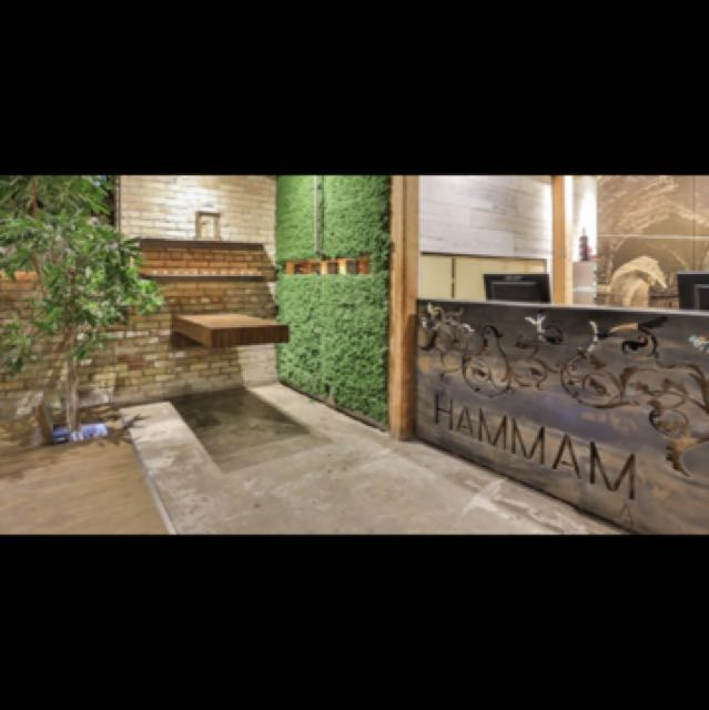 Gift Card to Hammam Spa $100
