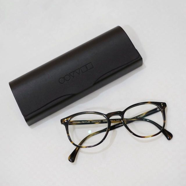 Glasses OLIVER PEOPLES w/ guarantee