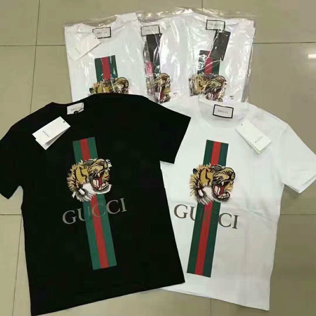 8634cdfea Gucci Gang T Shirt, Men's Fashion, Clothes, Tops on Carousell