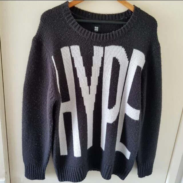Hype Knitted Jumper