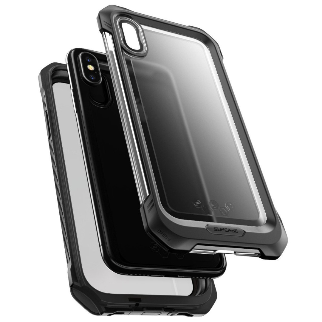 finest selection 90084 b49dc [IN-STOCK] iPhone X Waterproof Case, SUPCASE [Unicorn Beetle Storm] iPhone  10 Waterproof Full-body Rugged Case with Built-in Screen Protector for ...