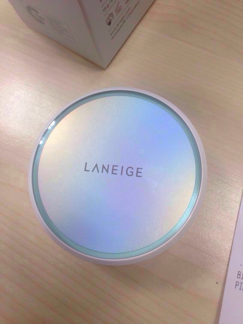 Laneige Bb Cushion Pore Control Refill No 31 Recommended Bb