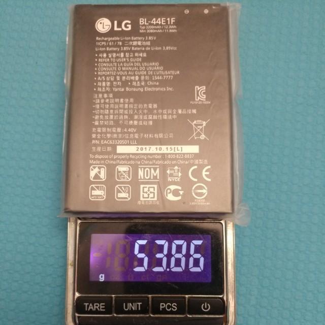 LG Original Battery V20 V10 G3 G5 G4 g pro 2 原裝電池 三個月保用 包郵