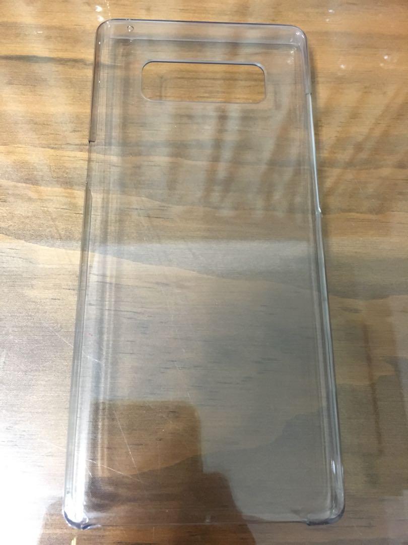 Note8 原廠贈送硬殼