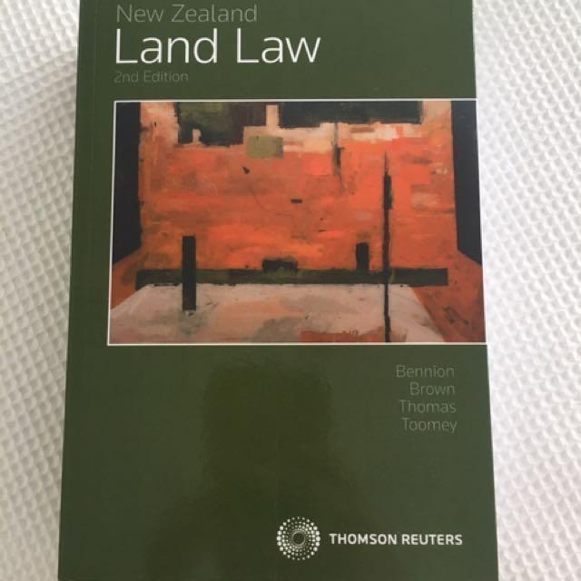 NZ Land Law