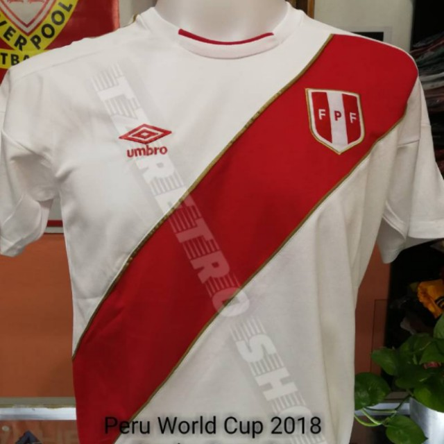 90fab66272d Peru Home World Cup 2018, Sports, Athletic & Sports Clothing on ...