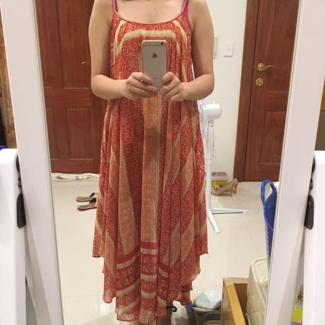 Portsman Summer Length Dress