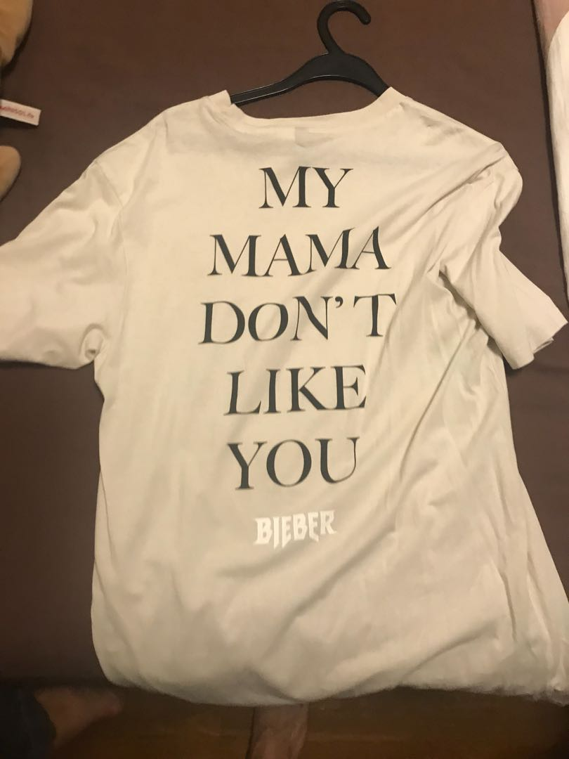 Purpose Tour Justin Bieber Shirt