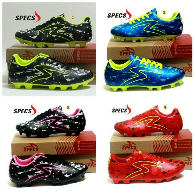 Sepatu bola specs adidas nike puma mizuno original ori asli terbaru 2018  branded murah messi copa 7f7be68979