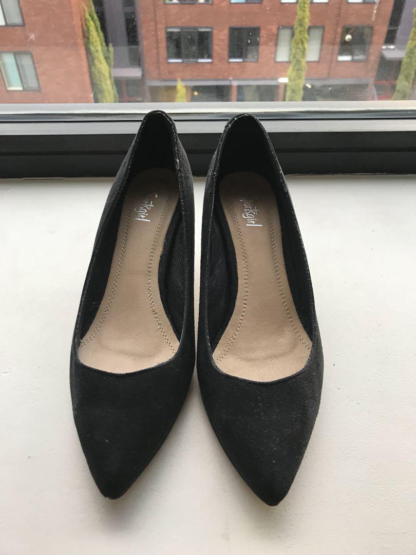 Sportsgirl heels size 6