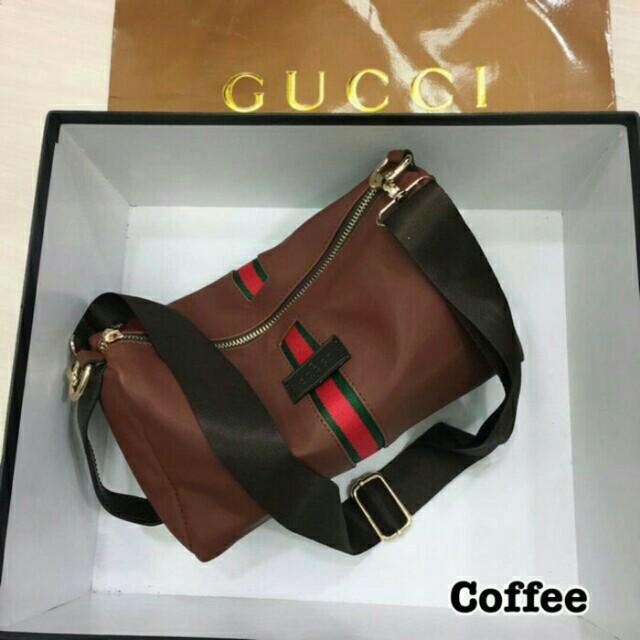 Tas Wanita Selempang Gucci Semi Premium 8bcc1732bf