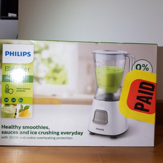 Unopened Philips Blender HR2051, Home Appliances on Carousell