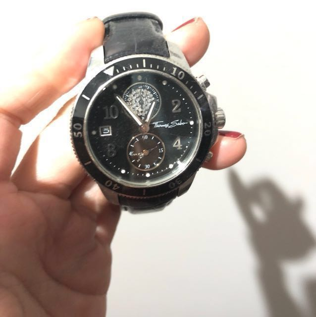 Used Thomas sabo watch rrp 699 dale 30% off
