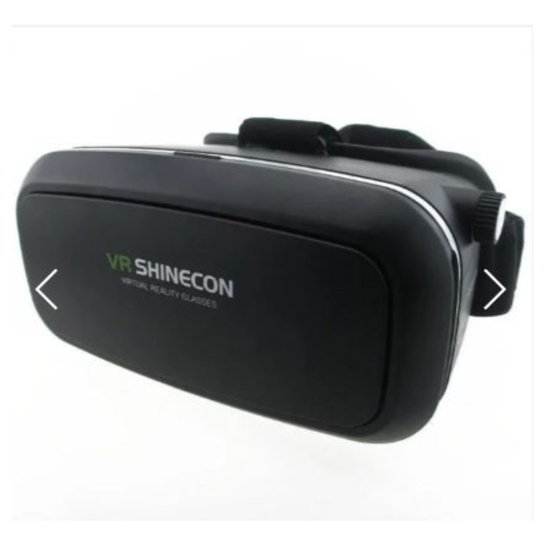 Vr Shinecon Virtual Reality Glasses With Remote Electronics Others On Carousell