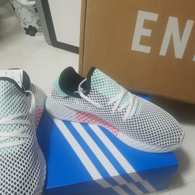 9a9ce67616d Wts  Adidas Deerupt(black and white)