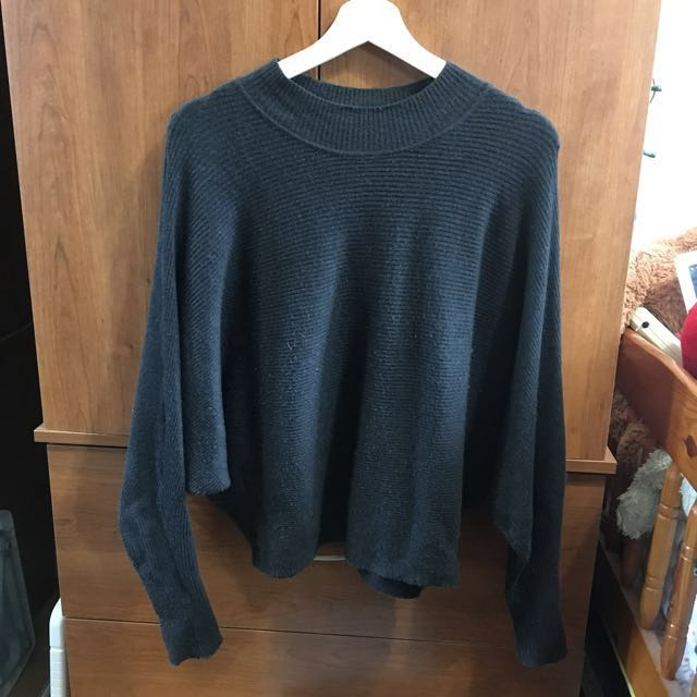 Zara Bat Wing Sleeve Knit