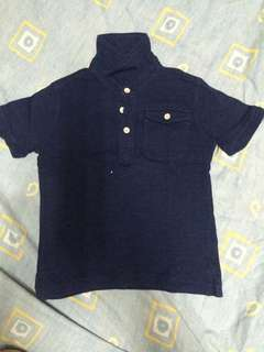 Gap polo shrt 2yo