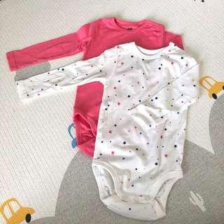 Baby Romper bodysuit 9-12mths
