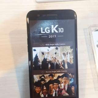 LG K10 Promo 0.99% Bisa Kredit