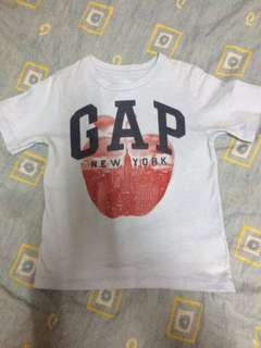 Gap light blue 4yo
