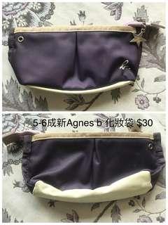6成新Agnes b 化妝袋