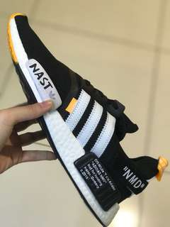 Adidas NMD Off White Limited Edition
