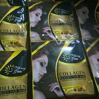 Merry Sun Collagen Hair Mask