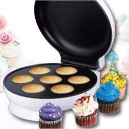 7-hole Cupcake and Muffin Maker