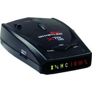 Whistler Whistler radar detector