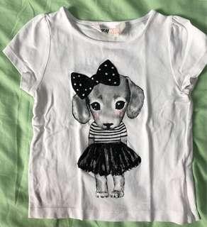H&M Printed Shirt