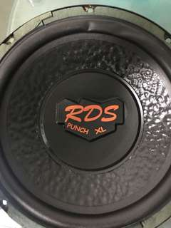 RDS PUNCH XL 10""