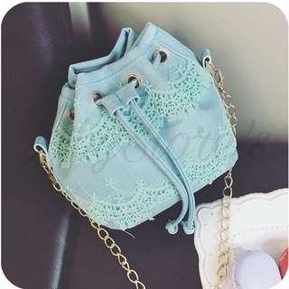 Lovely Love Sling Bag Bucket