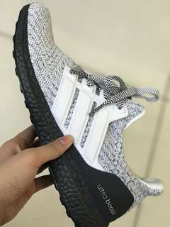 Authentic Adidas Ultraboost Oreo Black Sole