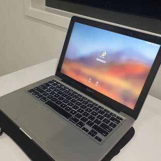 Mid-2012 Macbook (Offer me your price)