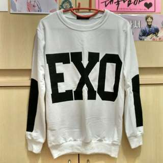 (Lay) EXO Growl Replica Sweater