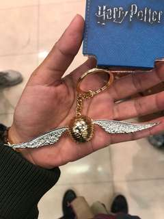 Snitch (Harry Potter) keychain
