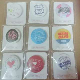 NCT DREAM SUM COEX BADGE[PO]