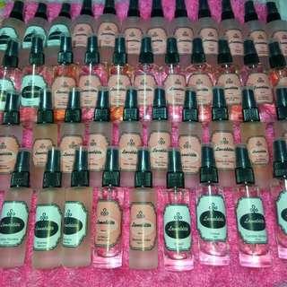 Designer inspired oil based perfume