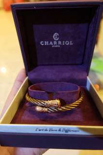 Charriol Celtic Bangle Bronze
