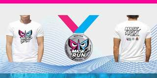 Mask Run 7km