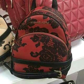 Michael Kors Abbey Backpack/Crossbody