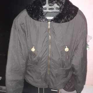 Jaket Bulu Tebal Musim dingin dan salju