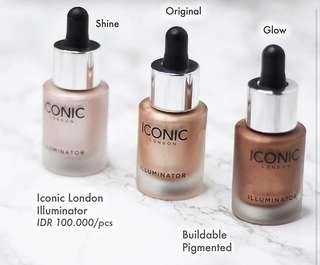 ICONIC london liquid highlighter