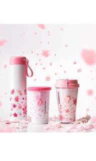 Starbucks 星巴克 日本代購 櫻花杯 2018